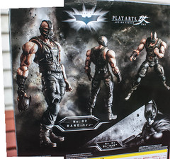 Bane Box Back a Pano (misterperturbed) Tags: dccomics squareenix bane darkknight dcdirect playartskai darkknightrises