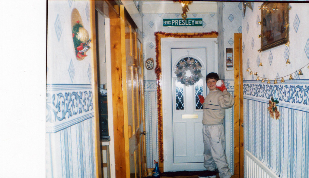 Stuart Carntyne Road 1990s