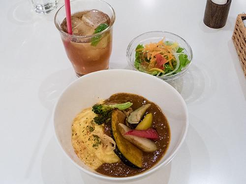 2014年11月18日の昼ご飯