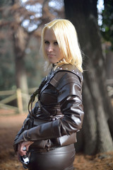 Thief - Vex (TESV) (DrosselTira) Tags: vex skyrim tes tesv elder scrolls v 5 tes5 bethesda game videogame thief master guild armor masterguild dagger iron steel leather putfit costume cosplay cosplayer set rogue