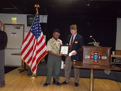 Boyscout of the Year, Ivan J. Holder