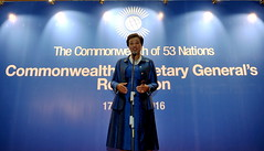 Secretary-General Scotland at CAPAM Reception (Commonwealth Secretariat) Tags: kualalumpur wilayahpersekutuan malaysia mys