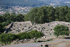 Castro de Santa Tecla (BONNIE RODRIGUEZ BETETA) Tags: montaa monte santatecla guardia guarda romano celta galicia pontevedra