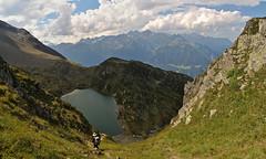 Corrie (Alpine Light & Structure) Tags: switzerland schweiz suisse alps alpen alpes uri bristen bristenseeli corrie lake glacier