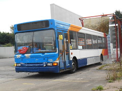 Stagecoach in South Wales 34763 (Welsh Bus 16) Tags: stagecoach southwales dennis dart slf 34763 px55eeu blackwood