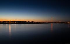 Dsseldorf sunset (NikTh) Tags: dusseldorf germany visitgermany deutschland sunset sky sea seascape canon 6d 24105l ef24105l summer exposure