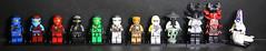 MU3A8632 (lbaswjk3ja) Tags: jay kai cole knockoff fake bricks building toy figure mini nya lloyd nrg ninja