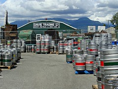 Beer Heaven (knightbefore_99) Tags: vancouver eastvan beer craft cerveza pivo keg yard industry warehouse vernon drive cool metal distribution brewery awesome