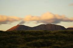 Running clouds (Mi-Fo-to) Tags: mifoto minimalism italy val sarentina mountain clouds montagna nuvole atmosphere twilight panorama longexposure light blue hour sarentino