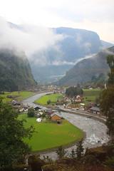 Quaint Fjord Village in Norway Flam (groecar) Tags: flam norway