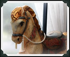 IMG_5824_810 (jmlanca) Tags: 2016 jumpy horse window painted carousel