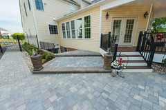 After 2016 (18) (The Sharper Cut Landscapes) Tags: belgardhardscapes patio pavers plantings paverdesign pool pavilion walkway steps seatwall retainingwall landscapedesign landscaping landscapecompany landscapelighting thesharpercutlandscapes thesharpercut