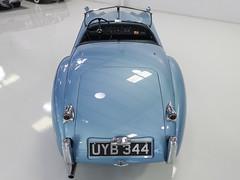 1952 Jaguar XK 120 Roadster (20) (vitalimazur) Tags: 1952 jaguar xk 120 roadster