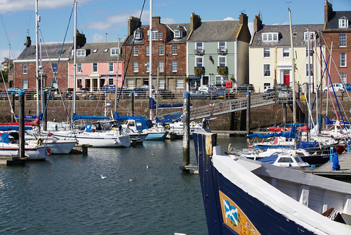 Arbroath Harbour 11