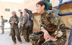 Kurdish YPG Fighters (Kurdishstruggle) Tags: ypg ypgypj ypj sdf ypgkurdistan ypgrojava ypgforces ypgkmpfer ypgkobani ypgfighters qsd yekineynparastinagel ypgwomen servanenypg kurdischekmpfer war warphotography warriors freekurdistan berxwedan freedomfighters heroes resistancefighters army revolutionary revolution frontline defenceforces femalefighters feminism kurdishfemalefighters womenfighters feminist kurdishwomenfighters kurdsisis comrades freiheitskmpfer struggle combat kmpfer isil kobane kobani efrin manbij raqqa hasakah kurd kurdish kurdistan rojava rojavayekurdistan westernkurdistan pyd syriakurds syrianwar kurdishforces kurdishregion kurdishmilitary military militaryforces syria kurdisharmy suriye kurdishfighters fighters kurdishfreedomfighters
