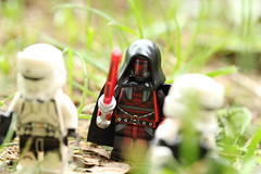 The Return of Revan (lego slayer) Tags: star wars lego legos scifi science fiction fanfic stormtrooper darth revan brickarms
