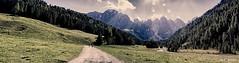 20160901 Val Venegia Trentino (Matteo Biguzzi [bigu77]) Tags: dolomiti dolomites landscape light picnik panorama montain unescoworldheritage summertime italia italy montagna 2016 nature parck river people canon eos500d eosrebelt1i
