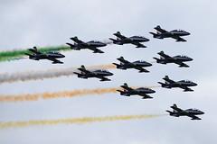DSC_5455 (sauliusjulius) Tags: nato days ostrava 2016 czech air force september 17  18 leos janacek airport osr lkmt frecce tricolori 313 gruppo addestramento acrobatico aermacchi mb339