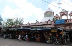 Kalighat Temple Kolkata (Ranadipam Basu) Tags: kalighat temple kolkata west bengal india