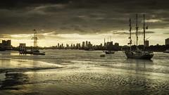 _MG_9318 THALASSA, GALLANT & OOSTERSCHELDE (lee.45) Tags: london england unitedkingdom gb sailroyalgreenwich tallships thames historicships historic riverthames river sails thalassa gallant oosterschelde