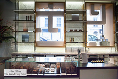 Chocolate area (thewanderingeater) Tags: jacquesgenin paris france patisserie confectioner 3rdarrondissment teahouse
