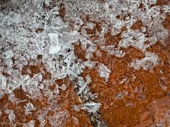 Crystallization (KRHphotos) Tags: abstract utah canyonlandsnationalpark winter ice nature
