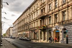 Lodz-3 (Alex Ignatov) Tags: europe lodz poland architecture building city cityscape cloud sky streetphotography lodzvoivodeship pl