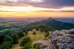 Once upon a time... - Hohenzollern Castle, Germany (Eric Steinbrcker) Tags: canon sony alpha 7 r ilce7r ilce7 deutschland germany baden wrttemberg ef 1635mm f4l is usm hohenzollern burg castle