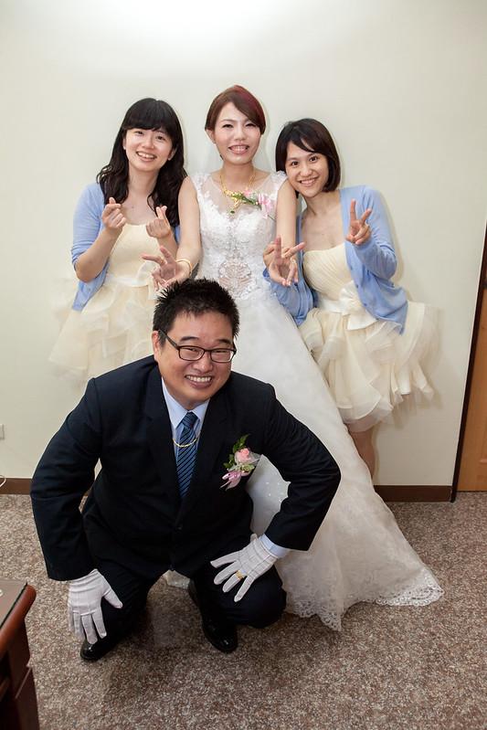孟峰&梵齡 婚禮紀實-227