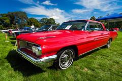 1962 Pontiac Grand Prix (hz536n/George Thomas) Tags: riversidepark orphanscarshow 2016 cs5 canon canon5d ef1740mmf4lusm grandprix michigan pontiac september summer ypsilanti carshow copyright
