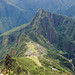 Machu Picchu from the top