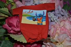 Tee-Shirt Stitch (Girly Toys) Tags: collection garde robe wardrobe yosd latidoll green lati fairyland littlefee bisou peaks wood fairies of fairy tales fof lady alice dollndoll doll mo bjd outfit teeshirt stitch missliliedolly miss lilie dolly aurelmistinguette