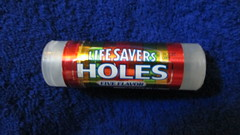 Life Savers Holes--Five Flavor 1993 (Marie Ds Junque) Tags: life holes savers