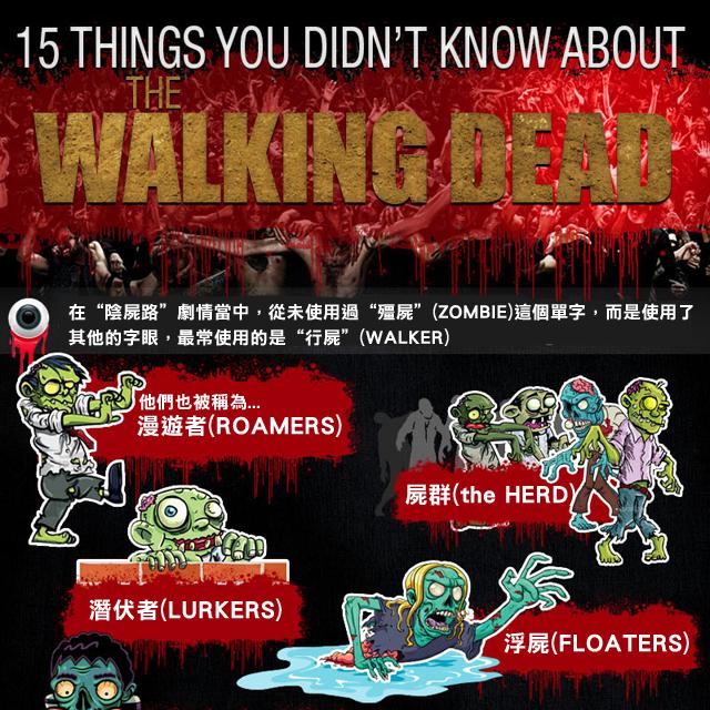 關於「陰屍路」你所不知道的15件事!