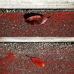 Sisters (enki22) Tags: red abstract art impressionism minimalism conceptual 6d enki22