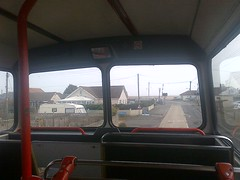 Good view (the insider2013) Tags: old sea volvo kent east solo ashford dover stagecoach romney olympian folkstone lydd optare 16013 enviro400
