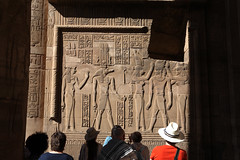 Temple of Horus and Sobek, Kom Ombo (Paul Braham Photography) Tags: temple dam egypt cruising nile temples aswan luxor nubia nubian felucca egyptians hatsepshut loweregypt