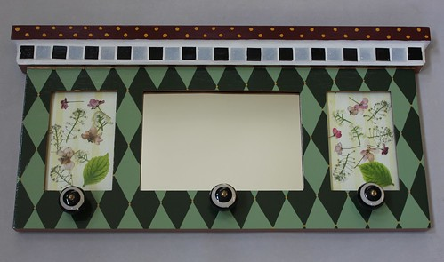 Wooden Mirror Frame Item 1200