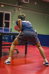 Table tennis (Jucau) Tags: game france sport les ball table julien movement paddle player tennis tournament match filet ping pong avignon raquette mouvement vaucluse balle joueur tournoi cauvin morieres