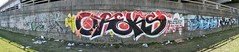 Panorama 3 v2 (collations) Tags: toronto ontario graffiti oreks