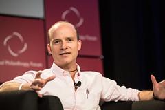Jamie Drummond at the 2013 Global Philanthropy Forum