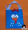 Sacola Galinha Pintadinha (Evelyn - Artesania) Tags: galinha felt infantil feltro menina aniversário menino presente bichinho sacola lembrancinha supresa pintadinha