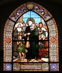 Witraż (magro_kr) Tags: window poland polska stainedglass okno chelmno kujawskopomorskie witraz chełmno witraż