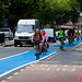 "London bike lane full and car lane • <a style=""font-size:0.8em;"" href=""http://www.flickr.com/photos/61204891@N03/8662877310/"" target=""_blank"">View on Flickr</a>"