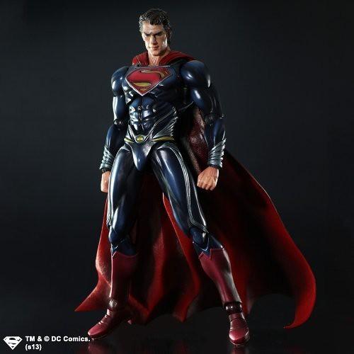 SQUARE ENIX Play Arts改 MAN OF STEEL Superman