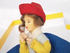Erna Meyer flexible dolls (diepuppenstubensammlerin) Tags: old vintage germany children mnchen toy toys deutschland 60s doll dolls fifties child alt 1950s 70s 50s 1960s 1970s seventies spielzeug sixties meyer spiel erna puppe panton puppen jahre flexible antik dollshouse altes bendable 70er siebziger 60er posable 50er 1960er fnfziger puppenhaus puppenstube antikes sechziger 1970er doll puppenstuben house poupes puppenhuser biegepuppen dolls puppenmanufaktur