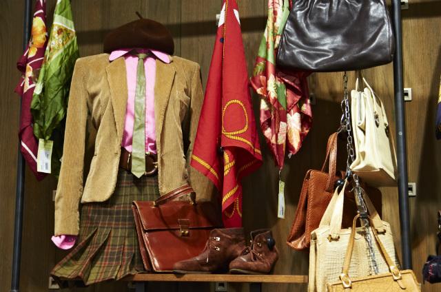 Paris vintage shopping