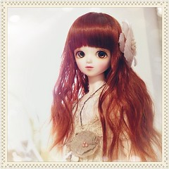 Angel you are (TURBOW) Tags: square doll squareformat bjd yf bluefairy somang tinyfairy iphoneography pleasantholiday instagramapp uploaded:by=instagram