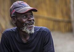 tutta una vita in un sorriso (mat56.) Tags: old portrait man smile portraits village uomo sorriso senegal ritratti ritratto vecchio villaggio sipo mat56
