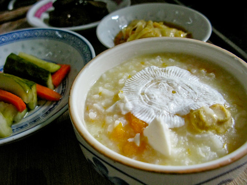 chinese congee recipe